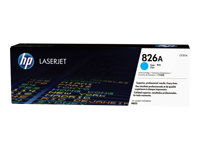 HP 826A Cyan original LaserJet toner cartridge (CF311A)