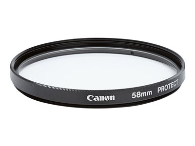 Canon Filter protection 58 mm for EF; EF-S; MP-E; TS E
