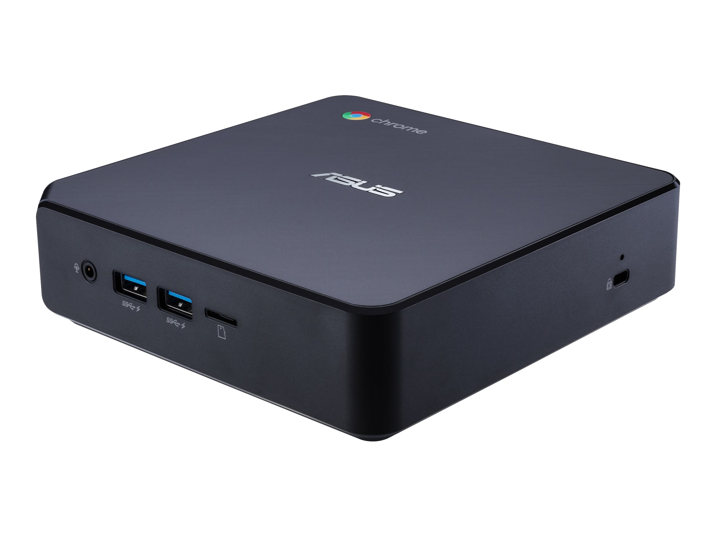 ASUS Chromebox 3 N017U - mini PC - Celeron 3865U 1.8 GHz - 4 GB - 32 GB