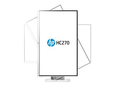 HP HC270 Healthcare LED monitor 27INCH (27INCH viewable) 2560 x 1440 IPS 350 cd/m² 1000:1  image