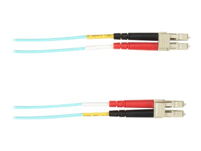 Black Box patch cable - 3 m - aqua