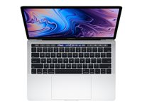 Apple MacBook Pro 13.3' 8GB 256GB Intel Iris Plus Graphics 645 Sølv