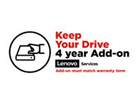 Lenovo KYD Extended service agreement (for system with 4 years on-site warranty) 4 years  image