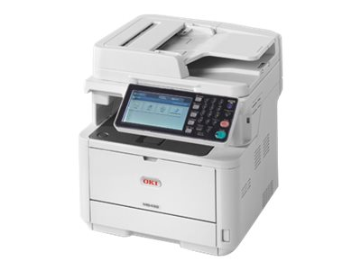 OKI MB492 Multifunction printer B/W LED Legal (8.5 in x 14 in) (original)