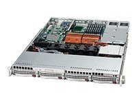 Supermicro SC815 TQ-R650B - rack-mountable - 1U - extended ATX