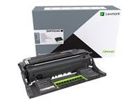 Lexmark 500ZA - Black - original - printer imaging unit LCCP - for Lexmark MS317, MS415, MS417, MS517, MS617, MX317, MX410, MX417, MX517, MX522, MX617, MX622