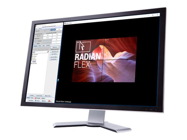 Radian Flex XS Services API Control - license + 1 Year Double Diamond Warranty (Standard) - 1 license