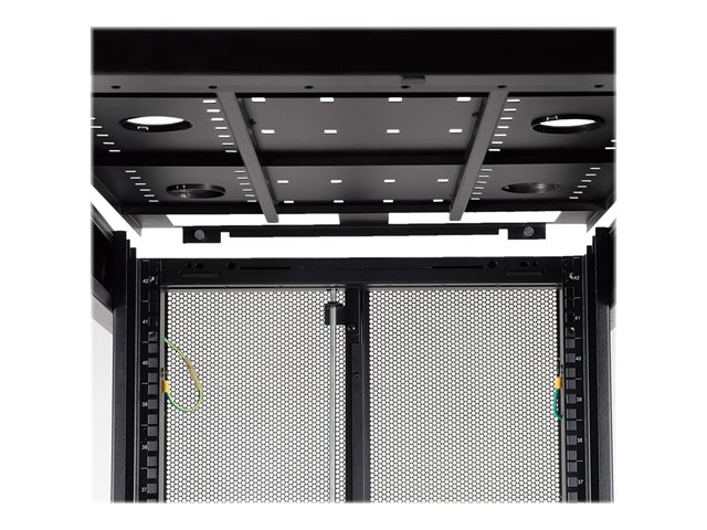Tripp Lite 42U Rack Enclosure Server Cabinet w/ Doors & Sides