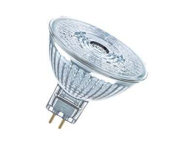 LEDVANCE SUPERSTAR - LED-Reflektorlampe - Form: MR16 - GU5.3 - 7.8 W (Entsprechung 50 W) - Klasse A+