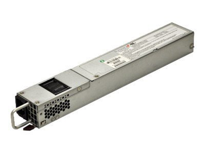 Supermicro PWS-703P-1R - Stromversorgung redundant / Hot-Plug  ( Plug-In-Modul ) - 80 PLUS Gold - Wechselstrom 100-240 V - 700 Watt - PFC