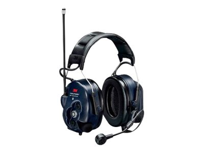 3M Peltor WS Lite-Com Pro III Headset with Headband Portable two-way radio 70-channel