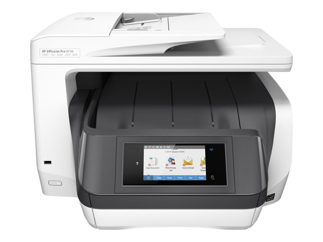 HP Officejet Pro 8730 All-in-One - imprimante multifonctions ( couleur )