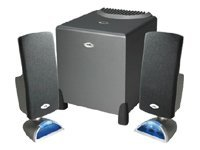 Cyber Acoustics CA-3090 - speaker system - for PC