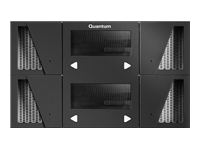 Quantum No Slot Licenses - Tape library expansion module - 600 TB / 1500 TB - slots: 100 - no tape drives - max drives: 3 - rack-mountable - 6U
