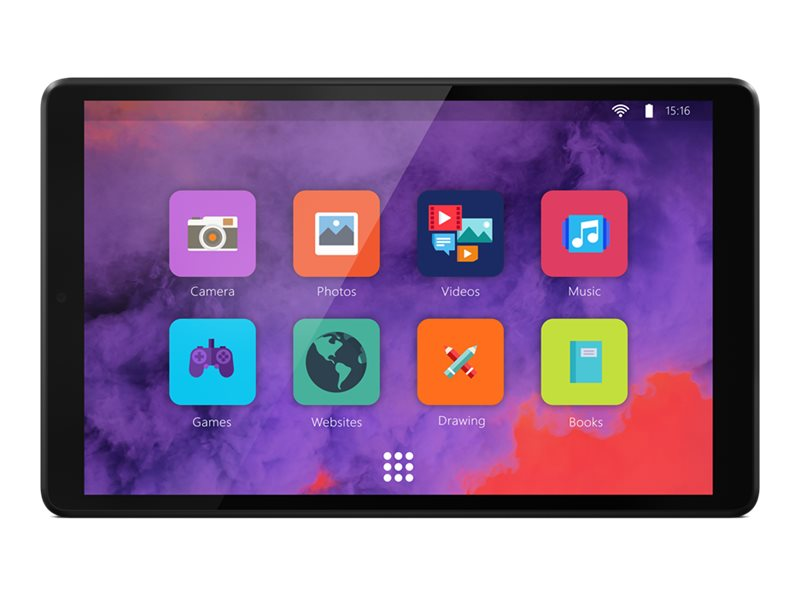 """Lenovo Tab M8 HD (2nd Gen) ZA5G - tablet - Android 9.0 (Pie) - 16 GB - 8"""""""