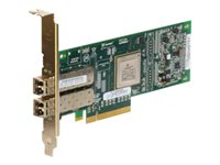 QLogic 10Gb CNA for Lenovo System x Network adapter PCIe 2.0 x8 10 GigE, 10Gb Fibre Channel