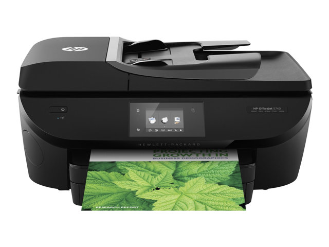 Amazing B9S79Abhc Hp Officejet 5740 E All In One Multifunction Beutiful Home Inspiration Papxelindsey Bellcom