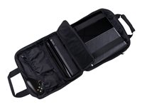 CTA Multi-Function - Carrying bag for game console - nylon, foam - for Xbox One