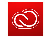 Adobe Creative Cloud for individuals - Abonnement-Lizenz (1 Jahr)