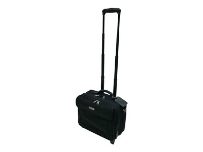 JELCO Executive Roller Bag JEL-3325ER Notebook / projector carrying case 16INCH black