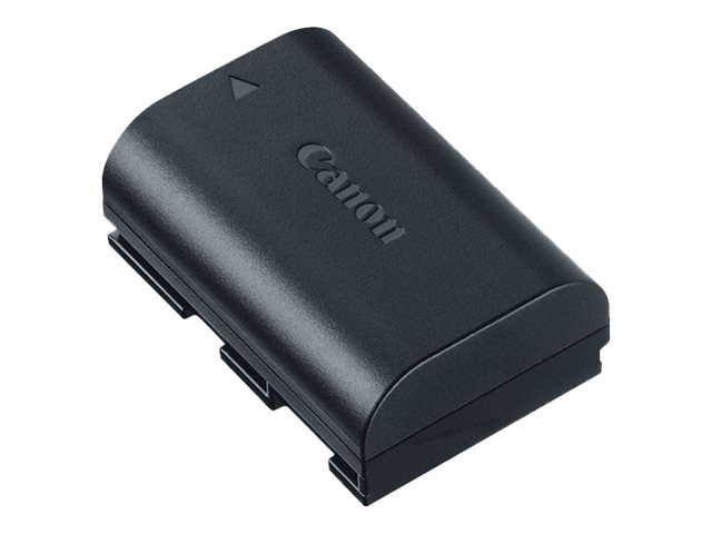 Canon Battery Pack LP-E6N - Batterie Li-Ion - für Canon XC10, XC15; EOS 5D Mark IV, 5DS, 5DS R, 6D Mark II, 7D Mark II, 80D
