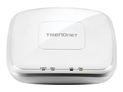 TRENDnet TEW 821DAP AC1200 Dual Band PoE Access Point Wireless access point Wi-Fi D