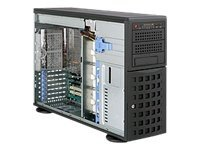 Supermicro SC745 TQ-R920B - Tower - 4U - Erweitertes ATX - SATA/SAS - Hot-Swap 920 Watt