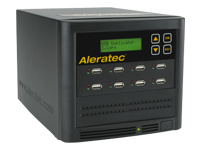 Aleratec 1:7 USB HDD Copy Cruiser SA - USB drive duplicator - 7 bays (USB 2.0)