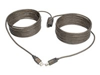 Tripp Lite USB-A to USB-B Active Repeater Printer Cable M/M 30ft 30FEET USB extension cable