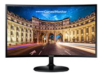 Samsung C24F390FHL - CF390 Series - monitor LED