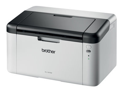 Brother HL-1210W - Printer - monochrome - laser - A4/Legal - 2400 x 600 dpi - up to 20 ppm - capacity: 150 sheets - USB 2.0, Wi-Fi(n)