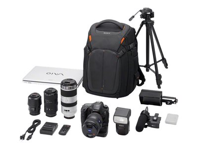 Sony LCS-BP3 - backpack for camera