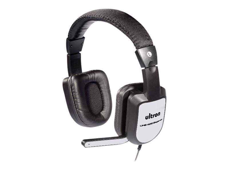 Ultron UHS-400 Elegance - Headset - Full-Size