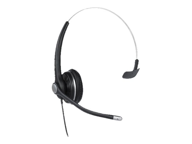 snom A100M - Headset - On-Ear - verkabelt