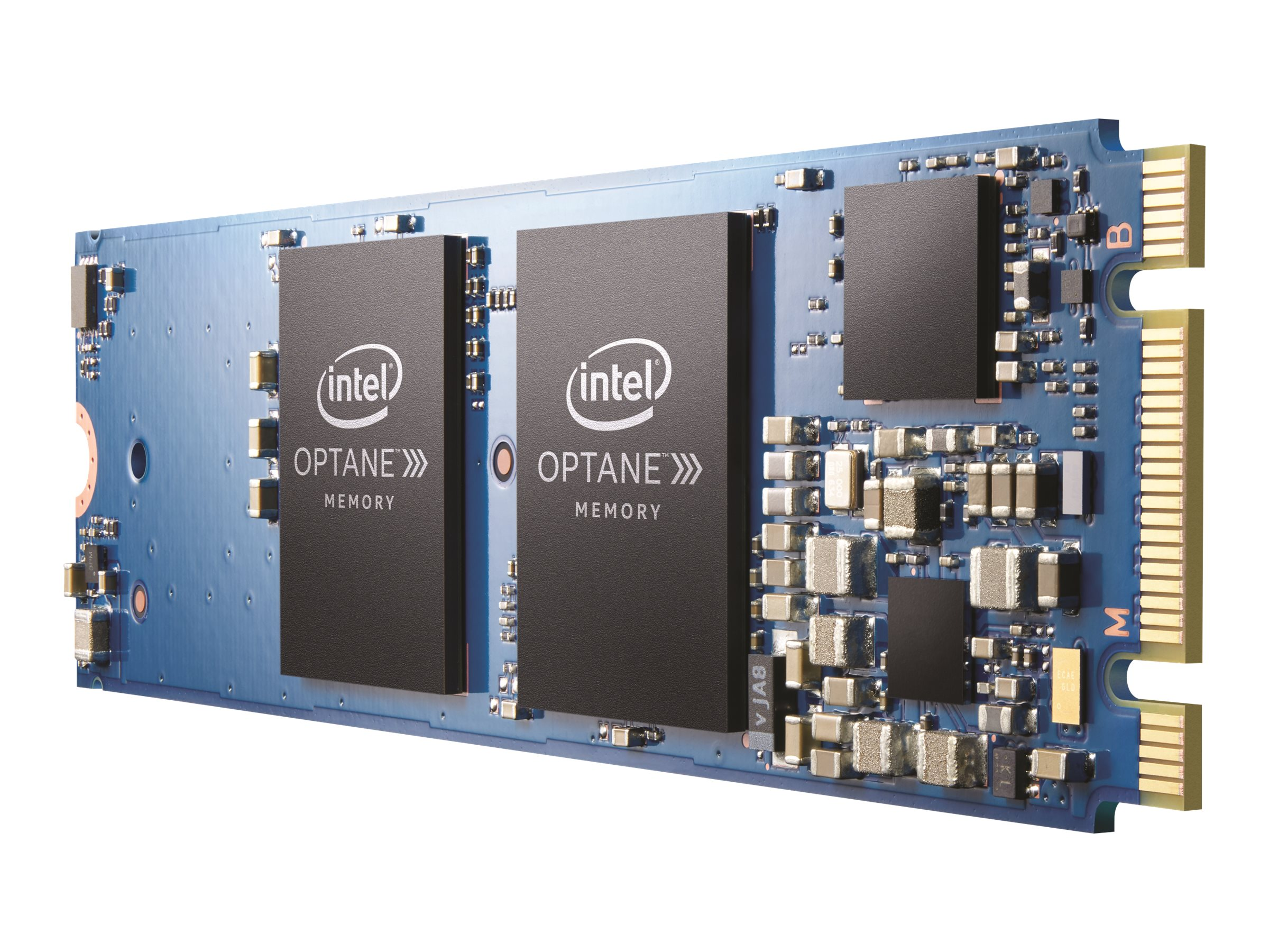 Intel Optane Memory Series - solid state drive - 32 GB - PCI Express 3.0 x2 (NVMe)