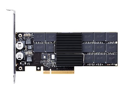 HPE Light Endurance Workload Accelerator - solid state drive - 2.6 TB - PCI Express 2.0 x8