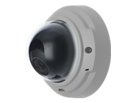 AXIS P3364-V 6mm - Network surveillance camera - dome - vandal-proof - colour (Day&Night) - 1280 x 960 - vari-focal - audio - LAN 10/100 - MJPEG, H.264, AVC - PoE Plus