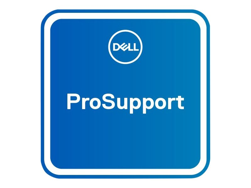 Dell Upgrade from 1Y Next Business Day to 3Y ProSupport - extended service agreement - 3 years - on-site