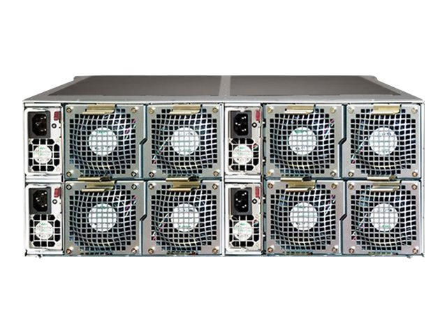 Supermicro SuperServer F628G2-FC0+ - rack-mountable - no CPU - 0 GB - no HDD