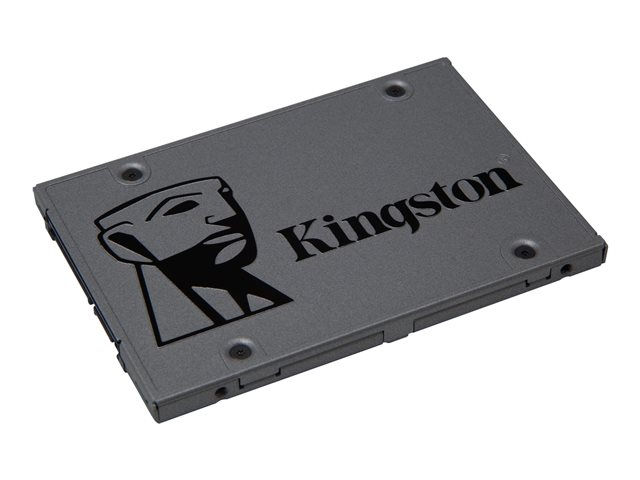 "Kingston UV500 - Disque SSD - chiffré - 480 Go - interne - 2.5"" - SATA 6Gb/s - AES 256 bits - Self-Encrypting Drive (SED), TCG Opal Encryption 2.0"