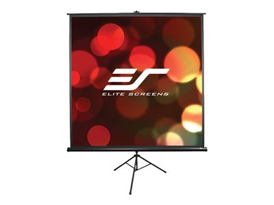 Elite Screens T50UWS1 Projection screen surface rear 50INCH (50 in) 1:1 MaxWhite