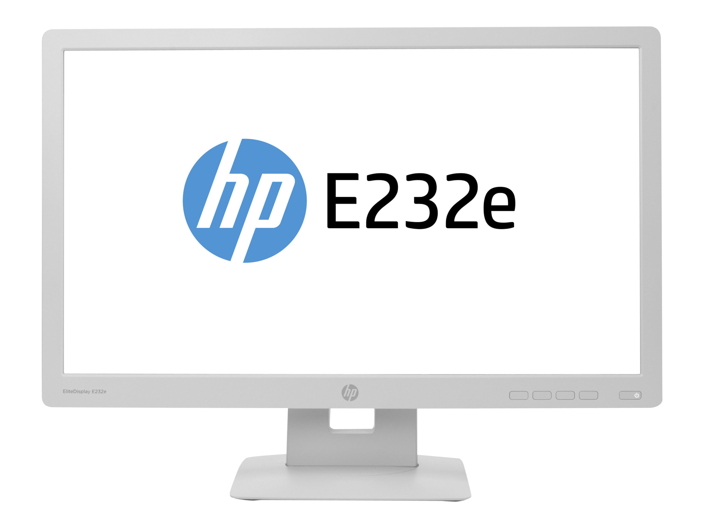 HP EliteDisplay E232e - LED-Monitor - 58.4 cm (23