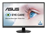 ASUS VA249HE LED monitor 23.8INCH 1920 x 1080 Full HD (1080p) VA 250 cd/m² 3000:1 5 ms