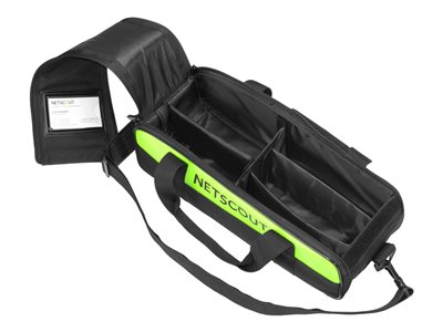 NETSCOUT Softcase Medium carrying bag for network testing devices for LinkR