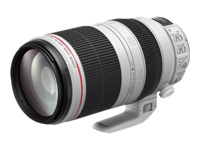 Canon EF - Telephoto zoom lens - 100 mm - 400 mm - f/4.5-5.6 L IS II USM - Canon EF - for EOS 100, 1200, 5DS, 6D, 70, 700, 750, 760, 7D, 8000, Kiss X8i, Rebel T6i, Rebel T6s