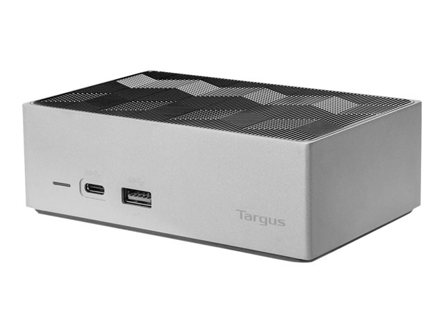 Targus Thunderbolt 3 DV4K Docking Station with Power - Station d'accueil - USB-C - DP - GigE - Europe