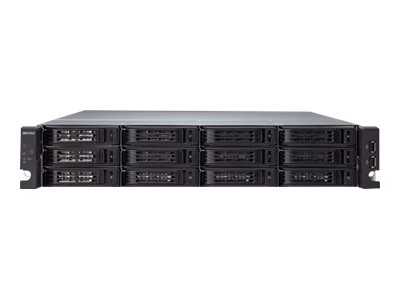 BUFFALO TeraStation 7120r Enterprise - NAS server - 96 TB