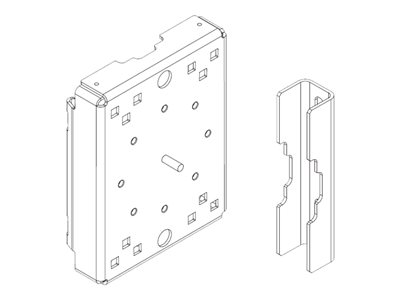 Cisco Pole mount kit for Cisco 1120, 1240