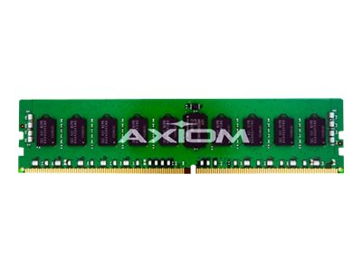 Axiom AX DDR4 8 GB DIMM 288-pin 2400 MHz / PC4-19200 CL17 1.2 V registered ECC