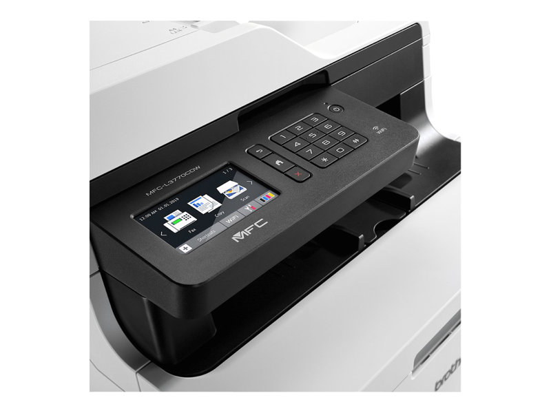 Brother MFC-L3770CDW - imprimante multifonctions - couleur